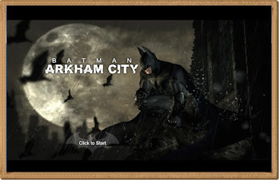 Batman Arkham City Gameplay PC