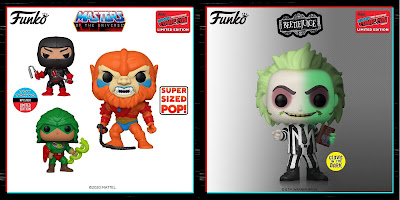 Funko's New York Comic Con 2020 Exclusives Part 4 – MOTU, HIMYM, Beetlejuice, G.I. Joe & More!