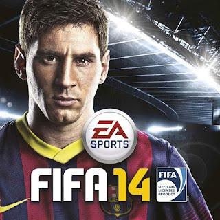 Game FIFA 14 v1.3.6 MOD APK DATA Full Unlocked Terbaru