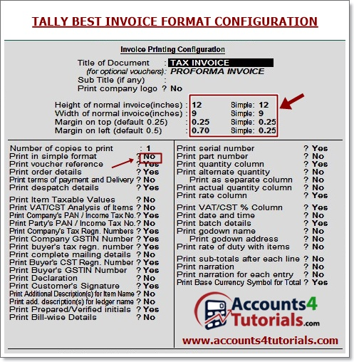 tally invoice format_gst invoice_best invoice format in gst