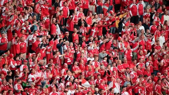 EURO 2020: Denmark fans to travel to Amsterdam as Wales fans get banned