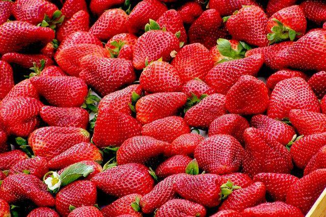 apa manfaat buah strawberry