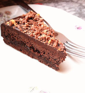 sacher al cioccolato extra dark