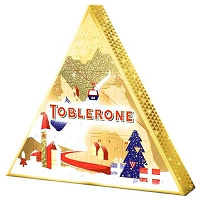 calendrier toblerone