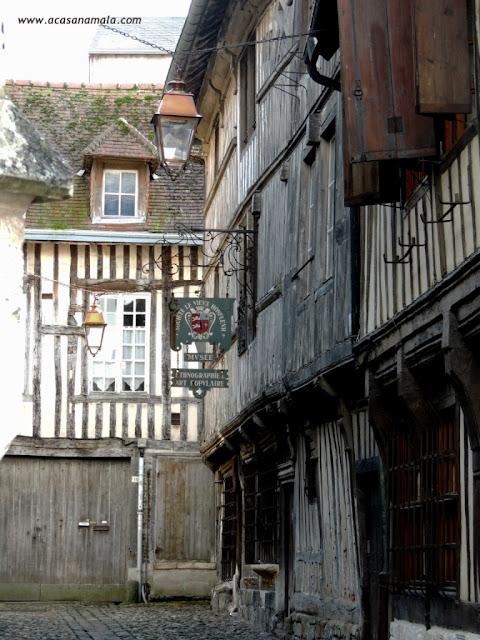 Honfleur Normandia França