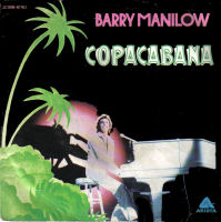 Barry Manilow Copacabana lemez