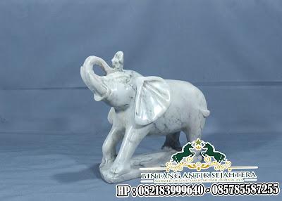 Miniatur Patung Gajah