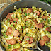 Fried Cabbage with Kielbasa – Low Carb
