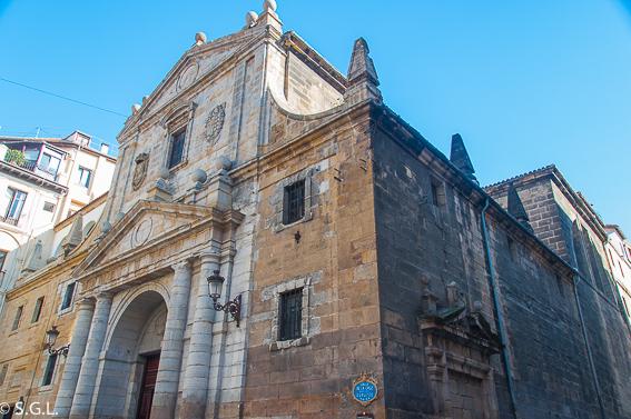 Iglesia de los Santos Juanes. Bilbao