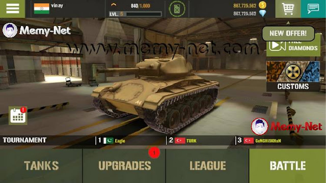 Download War Machines free on android