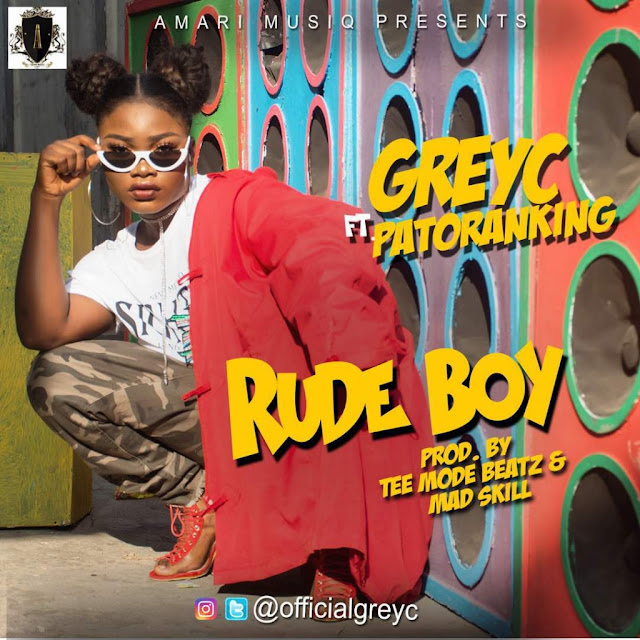 "VIDEO: Greyc Ft. Patoranking- ""Rude Boy"""