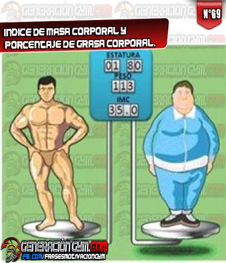 Indice masa grasa corporal