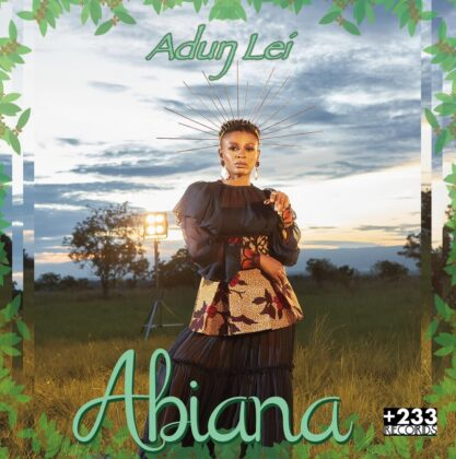 Video: Abiana unveils vibrant visuals for 'Adun Lei'