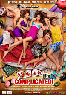 Status: Its Complicated is a 2013 Filipino comedy film directed by Chris Martinez.