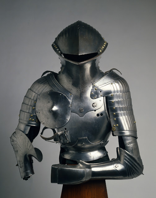 Worcester Art Museum reinstalls its Medieval galleries drawing on its exceptional collection of arms & armour
