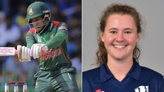 Men Cricket's Mushfiqur Rahim, Women Cricket's Kathryn Bryce voted ICC Players of the Month for May 2021