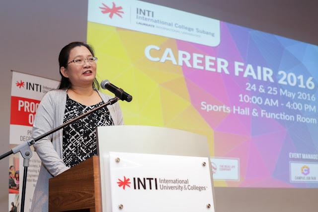 Tan Ling Ling, Chief Executive of INTI International College Subang,