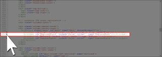 Repérer et développer les balises b:widget du gadget FeaturedPost
