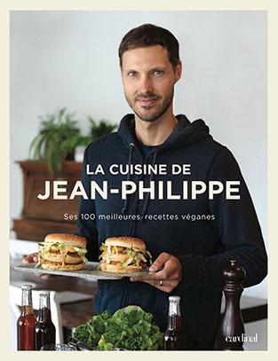 7. Le livre de cuisine de Jean-Philippe Cyr