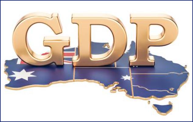 حركه منتظره على الدولار الاسترالى تزامنا مع الناتج المحلي الإجمالي في أستراليا