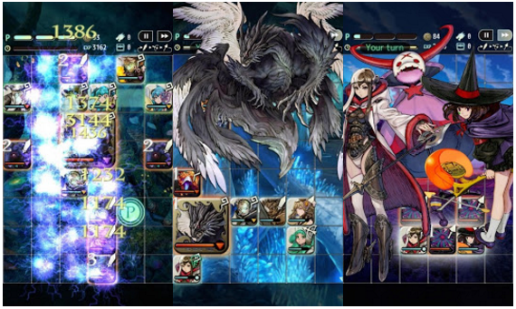 Download Terra Battle MOD v4.6.0 Unlimited Money Full Unlocked Apk Android Latest Version Gratis