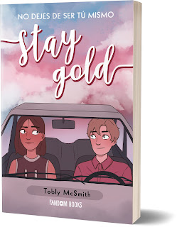 Stay Gold - Tobly McSmith (Fandom Books)