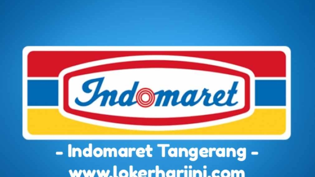 Lowongan Crew Store Pt Indomarco Prismatama Indomaret Tangerang 2021