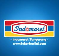 Lowongan Kerja Indomaret Tangerang 2021