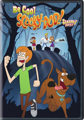 Enter the Be Cool, Scooby Doo Season 1, Part 1 DVD Giveaway. Ends 3/8
