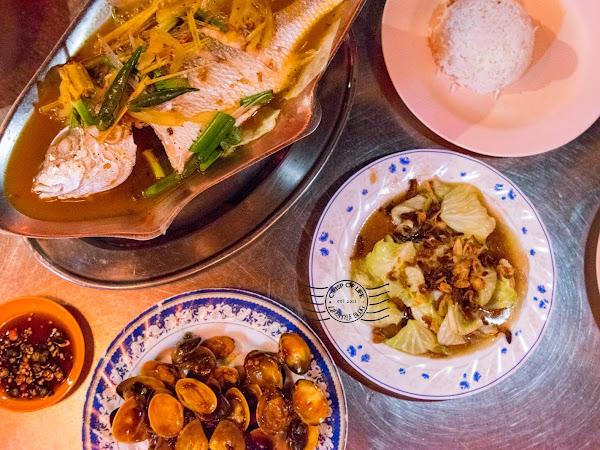 A Restaurant in a Temple - Restaurant Hai Choo @ 海珠屿大伯公 Alor Setar, Kedah