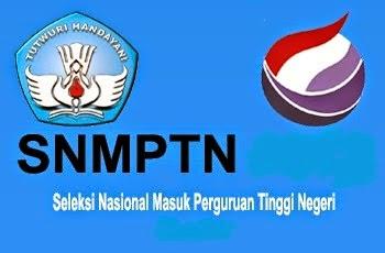 Logo SNMPTN Sumber Populer Web Id