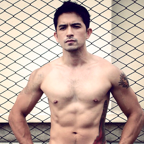 Dennis Trillo Sexy Photos