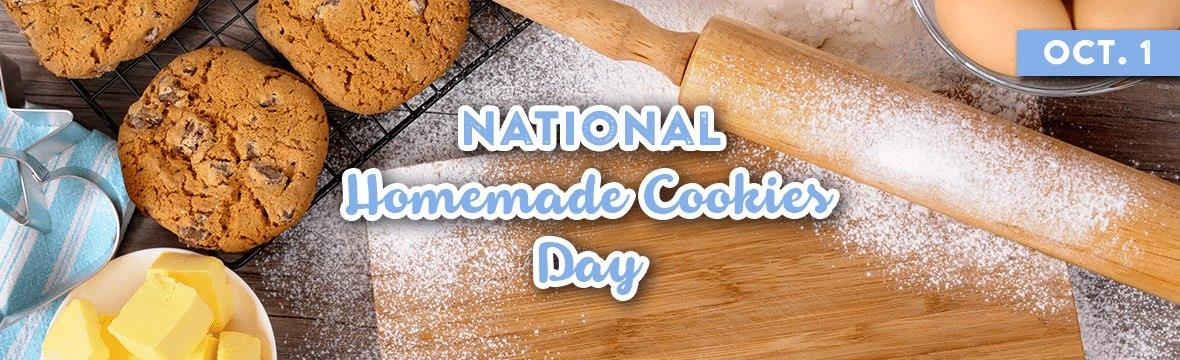 National Homemade Cookies Day Wishes Unique Image