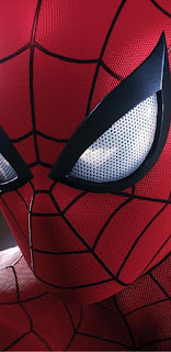 Wallpaper WA spiderman Lucu