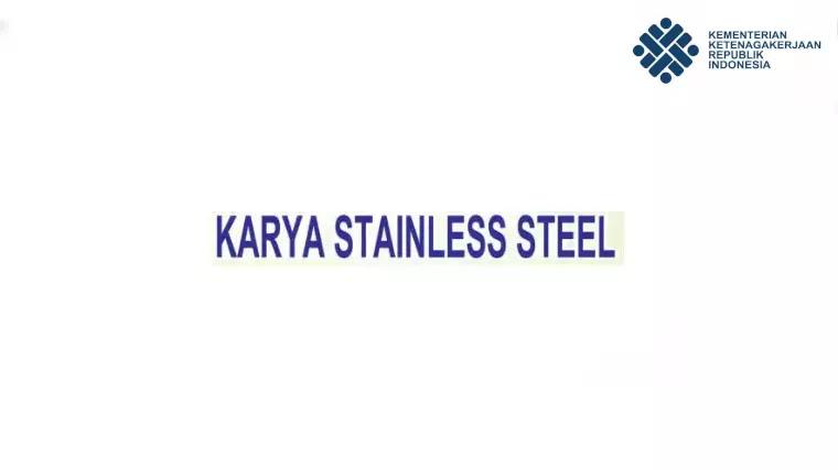 loker karya stainless steel terbaru