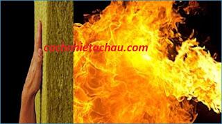 Tấm bông khoáng Rockwool - Tấm chắn nhiệt - Tấm chống cháy - Tấm cách âm  Rockwool%2Btam7
