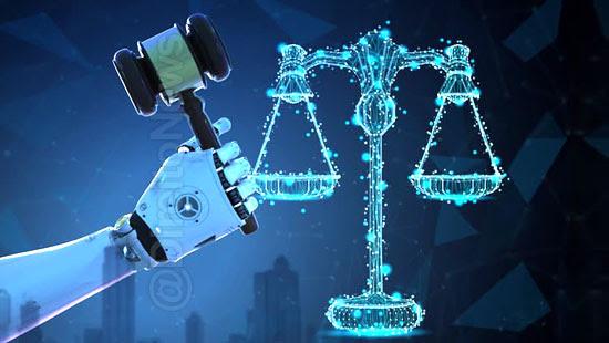 inteligencia artificial direito ensinando robo julgar