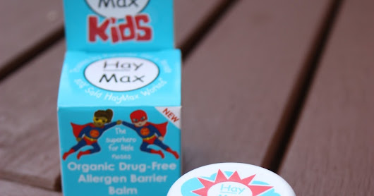 Mellow Mummy: #Win HayMax Kids Allergen Barrier Balm       : Taking life as it comes...