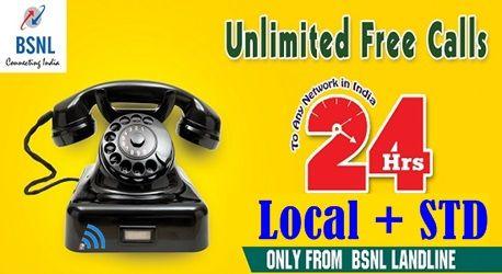 BSNL Landline connection