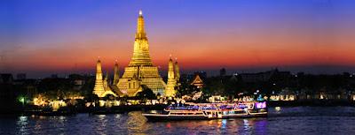 Vé máy bay đi Bangkok quận Tân Bình
