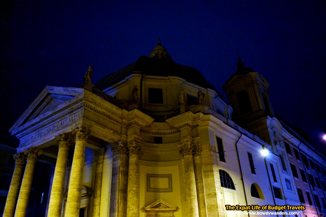 bowdywanders.com Singapore Travel Blog Philippines Photo :: Singapore :: Like a Local: Night Out in Rome