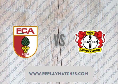 Augsburg vs Bayer Leverkusen -Highlights 28 August 2021