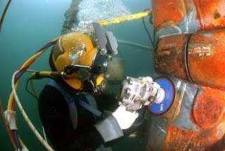 Teknik Pengelasan Bawah Air (Underawter Welding)