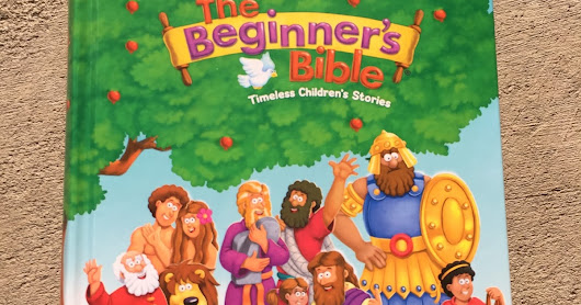 The Beginner's Bible Review & Giveaway