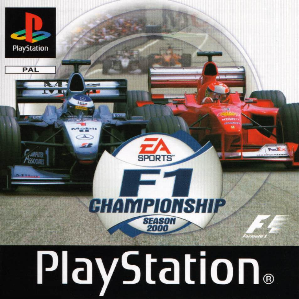 Formula 1 Championship Season 2000 - PS1 - ISOs Download