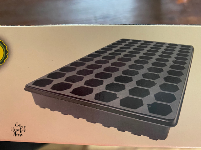 pro-hex professional seed starter tray