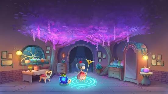 Light a Way: Tap Tap Fairytale - لعبة مغامرة ذات شاشة رائعة تدور حول العالم مع قصص الملائكة الخفيفة.