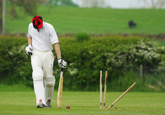 Why does cricket not played in Olympic Games?