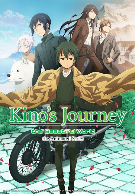 Kino's Journey -the Beautiful World- on Animax