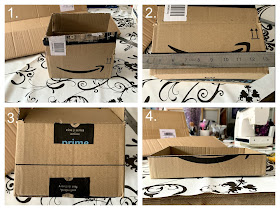 How To Make The Mini Cardboard Scratcher a ©BionicBasil® Craft-Fest Day 4